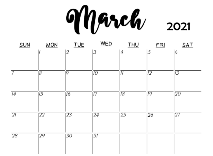 Mar-2021-Calendar-Printable-sample
