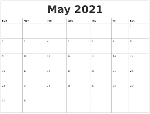 Calendar-May-2021-Start-Monday